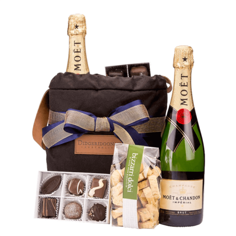 Chilled Moet Gift Hamper