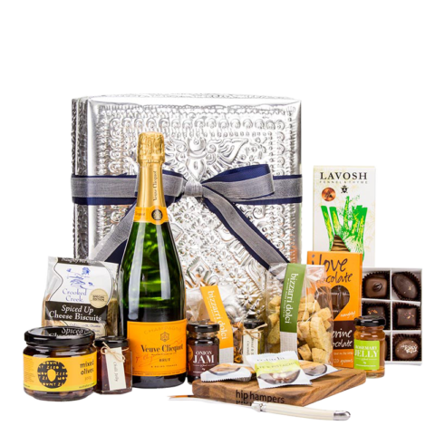The Deluxe Veuve Hamper