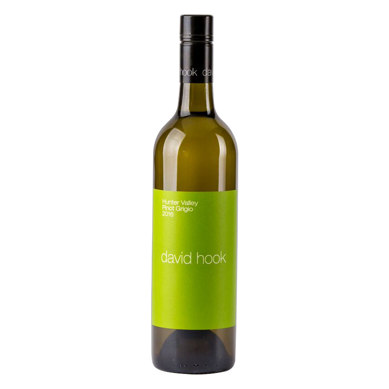 David Hook, pinot grigio 750ml