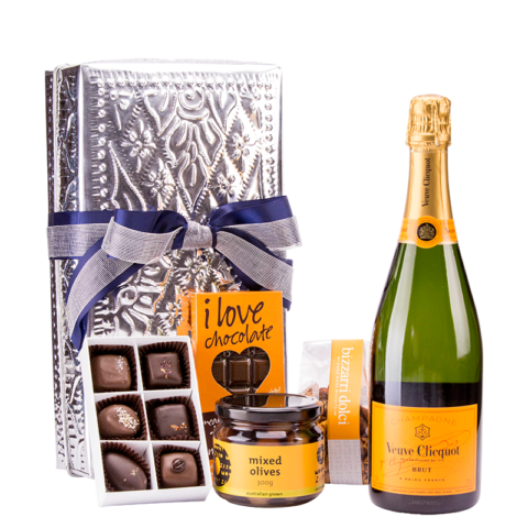 Veuve & Chocolate Hamper