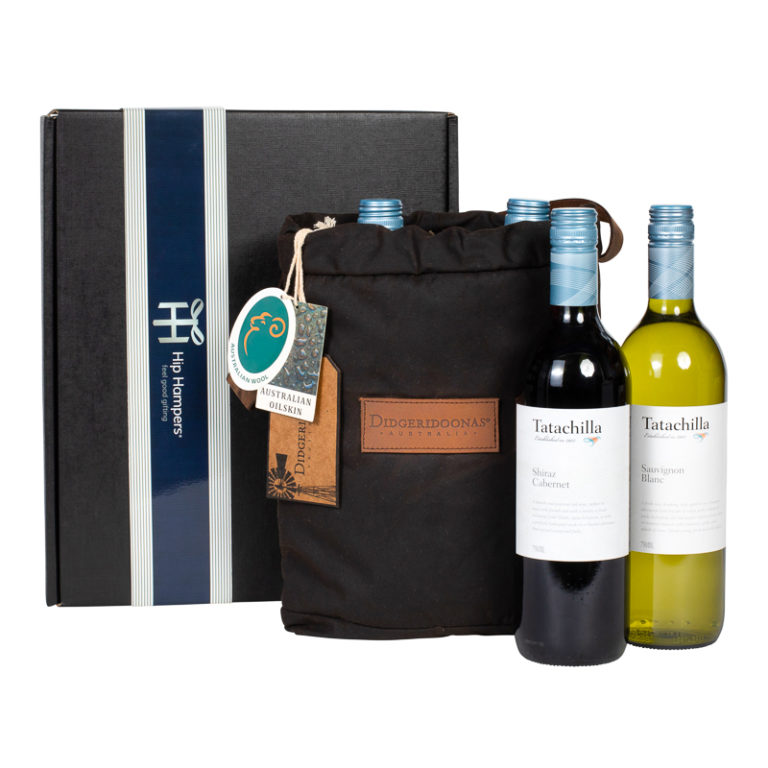 Didgeridoonas Wine Gift Box