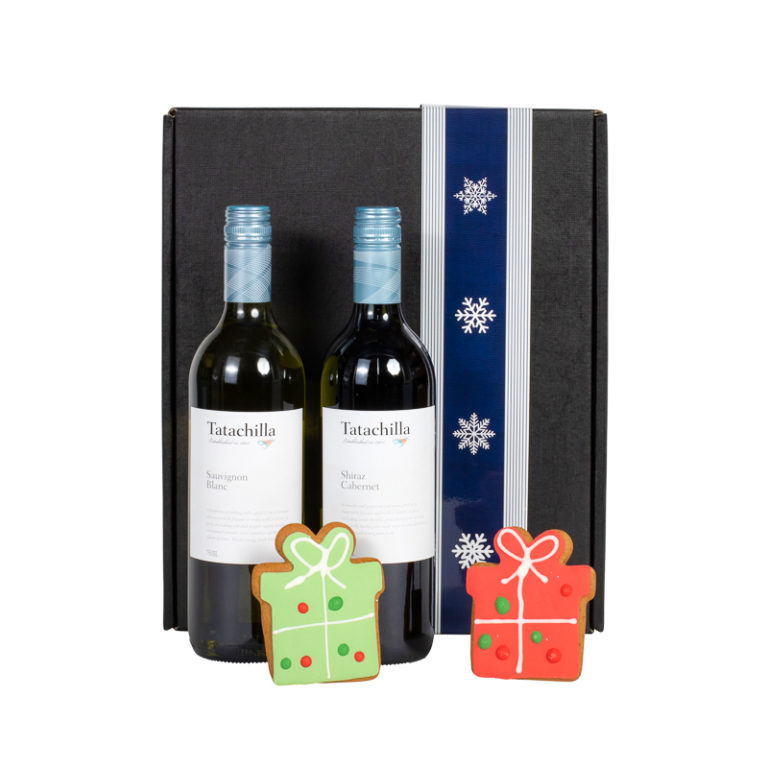 Christmas Wine Lovers Hamper