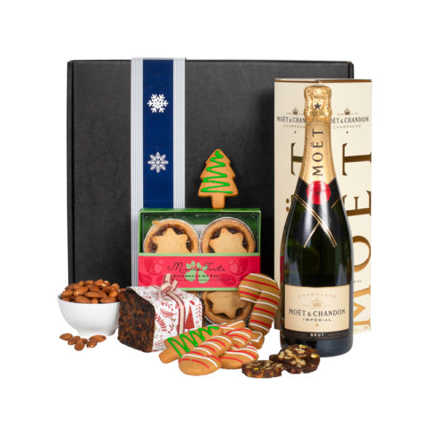 Gourmet Champagne Xmas Gift