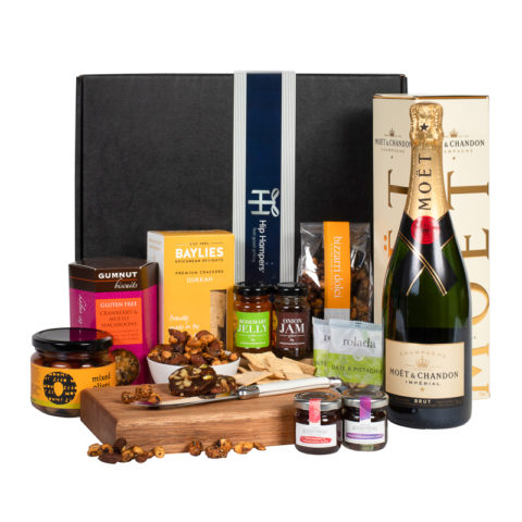 The Big Chop Moet Hamper